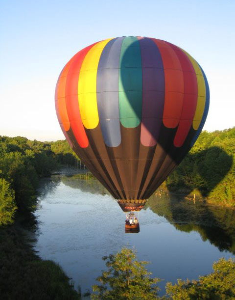 Hot Air Balloon - Magic Jump Rentals Orange County